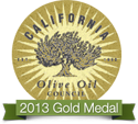 California Olive Oil Council Gold Medal